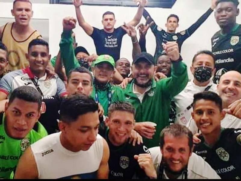 Marathón avanza a cuartos de final de Liga Concacaf con sufrimiento tras una infartante tanda de penales