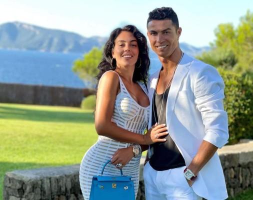 Georgina Rodríguez revela la razón por la que no se ha casado con Cristiano Ronaldo
